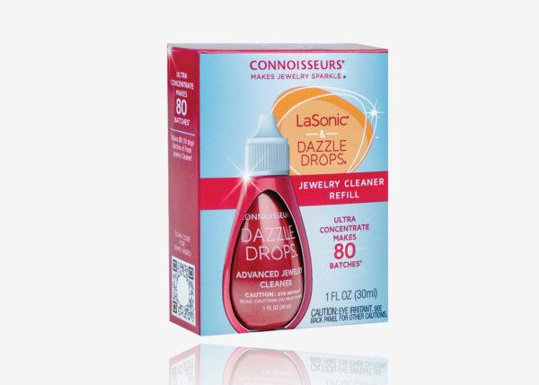 LaSonic & Dazzle Drops Jewelry Cleaner Refill