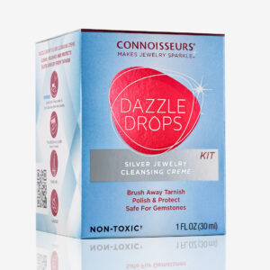 Dazzle Drops® Silver Jewelry Cleansing Crème
