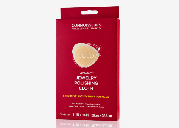Ultrasoft® Gold Jewelry Polishing Cloth