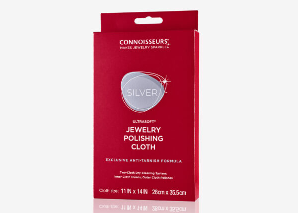 UltraSoft® Silver Jewelry Polishing Cloth