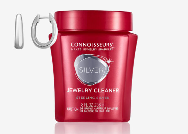 Connoisseurs Silver Jewelry Cleaner