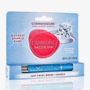 The Diamond Dazzle Stik and Jewelry Wipes Travel Jewelry Sparkle Set